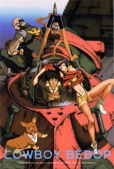 Постер Ковбой Бибоп 1998