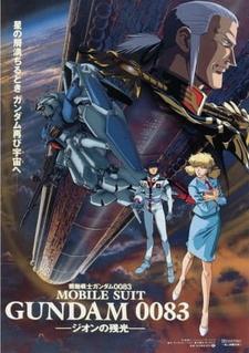 Постер Мобильный воин Гандам 0083: Последний блиц Зеона 1992