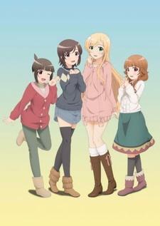 Постер Как обычные школьницы попробовали стать местными айдолами OVA 2015