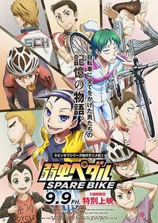 Постер Трусливый велосипедист: Запасной велосипед 2016