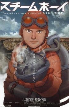Постер Стимбой 2004