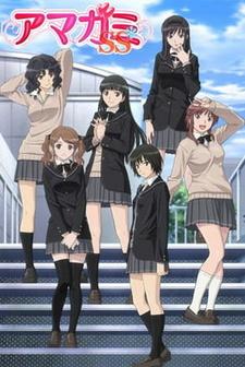 Постер Амагами СС [ТВ-1] 2010