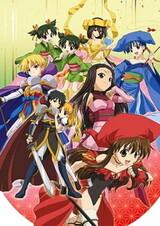 Happy Seven: The TV Manga