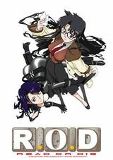R.O.D: Read or Die