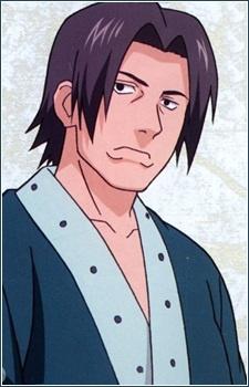 Фугаку Учиха / Fugaku Uchiha