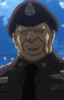 Шеф полиции Намсака / Namsac Police Chief