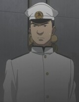 Lieutenant Amagi