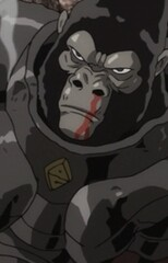 Armored Gorilla