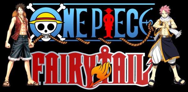 Fairy Tail vs. One Piece