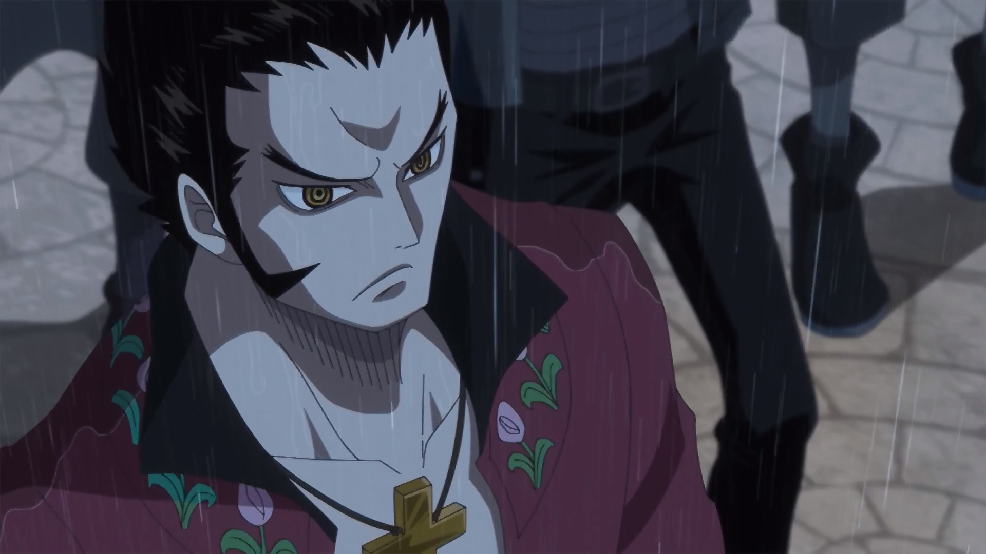 Mihawk Dracule / Аниме и манга / Форум Шикимори